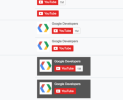 youtubeのチャンネル登録ボタンをブログに設置