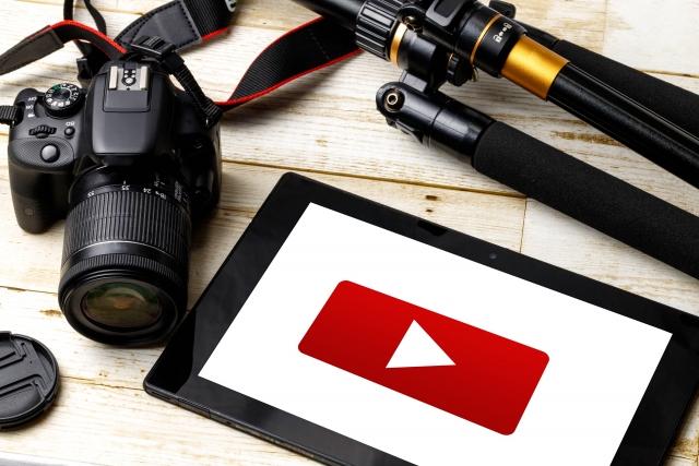 youtubeを撮影する機材