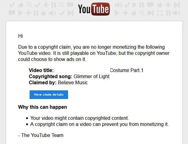 YouTube規約改定によるニンテンドークリエイターズプログラム強制登録解除