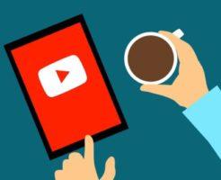 Youtube フラットデザイン