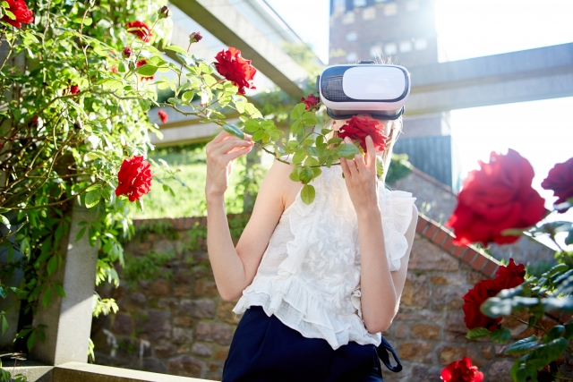 VR ユーチューバー